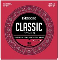 Струны D`Addario EJ27N Student Nylon, Normal Tension