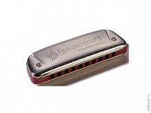 Губная гармошка Hohner M542036 Golden Melody C-major