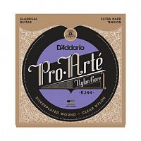 Струны D`Addario EJ44 Pro-Arte Nylon, Extra Hard Tension