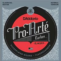 Струны D`ADDARIO EJ45FF PRO-ARTE CARBON, DYNACORE BASSES, NORMAL TENSION
