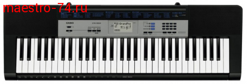 Синтезатор CASIO CTK-1550  + блок питания