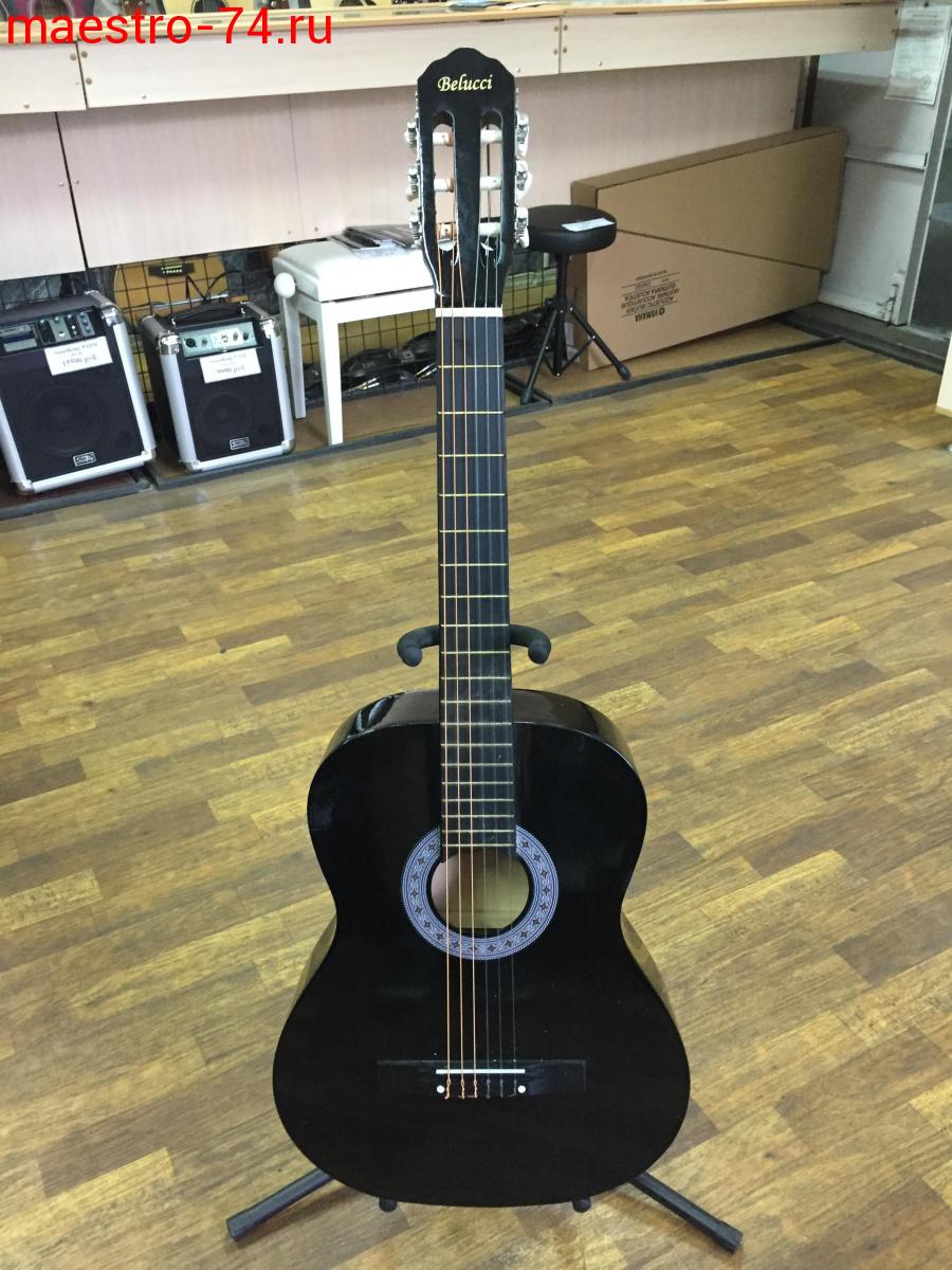 Классическая гитара Belucci BC3905 BK 4/4