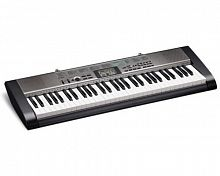 Синтезатор CASIO CTK-1500 + адаптер