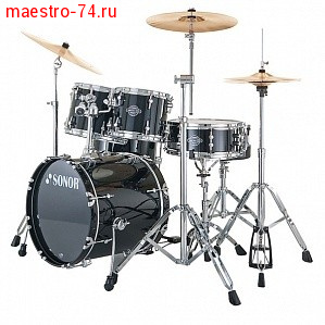 17203110 SFX 11 Studio Set WM 11229 Smart Force Xtend Барабанная установка, черная, Sonor