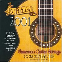 Струны La Bella 2001H 2001 Hard Tension